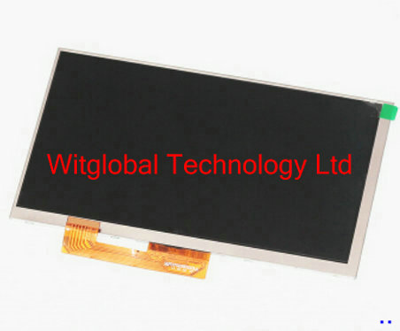 New LCD Display Matrix For 7 Wink Connect 3G Tablet inner LCD screen panel Digitizer Replacement Free Shipping new lcd display matrix for 7 nexttab a3300 3g tablet inner lcd display 1024x600 screen panel frame free shipping
