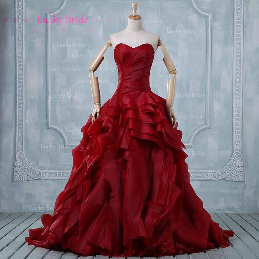 Online Get Cheap Dark Red Ball Gowns -Aliexpress.com | Alibaba Group