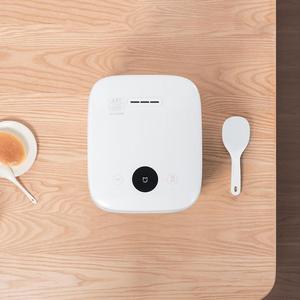 Image 5 - Orijinal XIAOMI Mijia YLIH02CM basınçlı pirinç ocağı 1S 3L 1170W elektrikli mutfak pişirme makinesi kablosuz bağlantı Mi ev APP