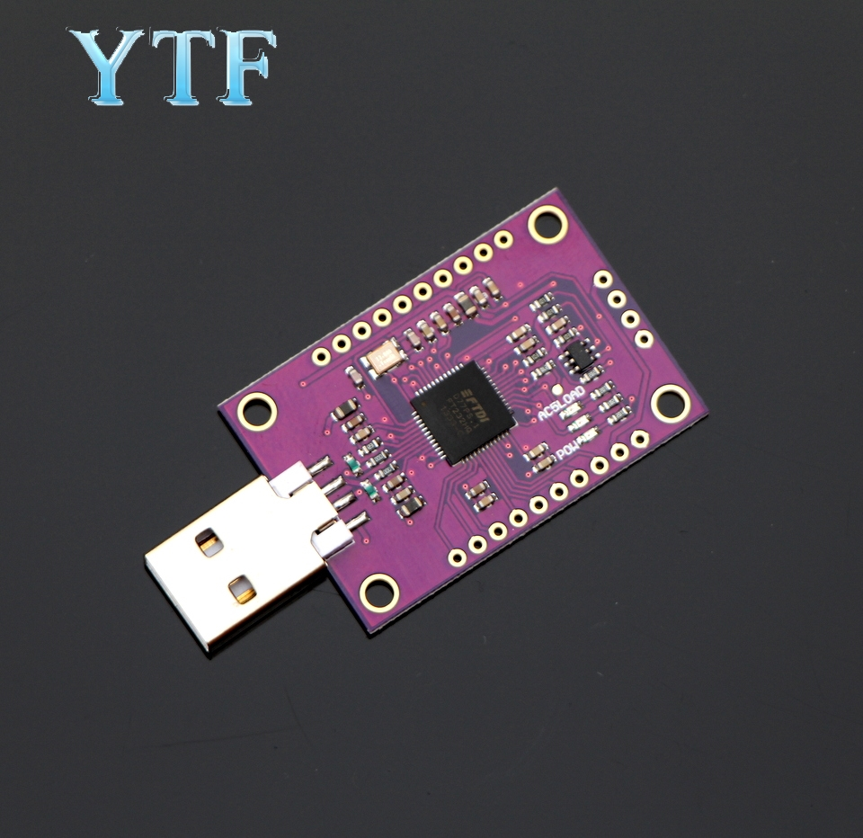 CJMCU FT232H Multifunction High-Speed USB To JTAG UART/ FIFO SPI/ I2C Module