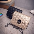 Women crossbody handbag 2016 brief fashion mini chain shoulder bags small messenger female bag hold Iphone6 plus etc