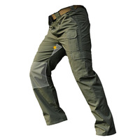 2018 Brand Urban Tactical Ripstop Pants Waterproof Military Cargo Pants Men's Casual Army Pants Airsoft Painball Long Trousers