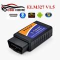 OBD2 ELM327 V1.5 Bluetooth Диагностический Сканер Can-bus ELM 327 Scantool Свет Двигателя Проверки Автомобилей Code Reader Тестер