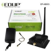 EDUP EP-AB003 8000 МВт 39dBm 2,4 ГГц Wi-Fi Беспроводной широкополосный усилитель маршрутизатор Мощность диапазон IEEE 802.11b/g/n Wi-Fi усилитель сигнала