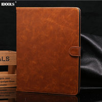 For Apple Ipad 4 Case Anti Dust Luxury PU Leather Flip Cover High Quality Coque 9