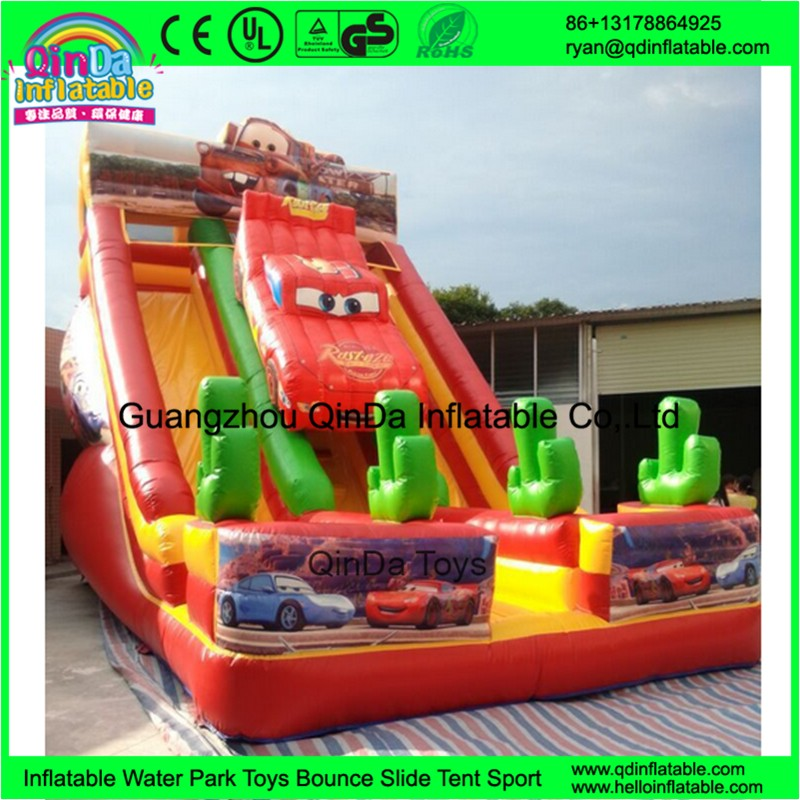 Inflatable Slide Bounce77