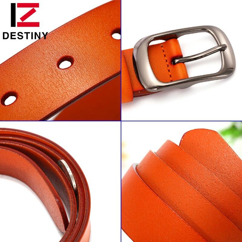 DESTINO Diseñador Cinturones Correa de Las Mujeres de Alta Calidad - Accesorios para la ropa - foto 5