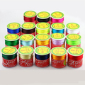 1mm Rattail Satin Cord Chinese Knot Beading Cord: Nylon 80yd Spool NCN7S