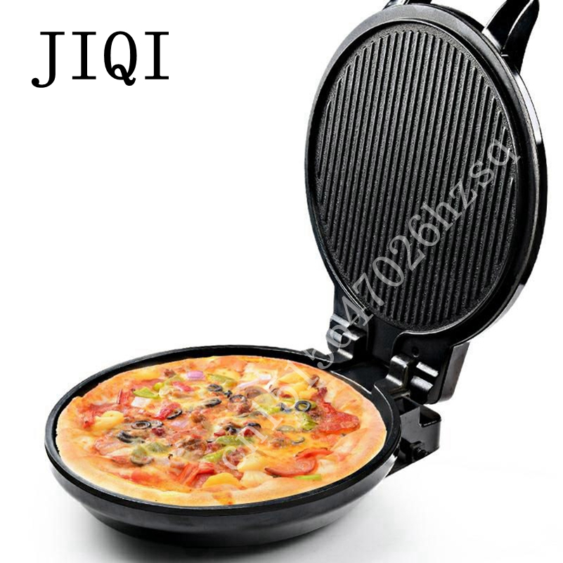 JIQI Multi function Electric Skillet Household baking pan double heating machine Pancake makers 1100W skillet skillet unleashed lp cd