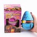НОВЫЙ 12x8 см Супер Большой Размер Красочные Воды Штриховка Инфляция Яйцо Динозавра Акварель Трещины Grow Egg Игрушки Новизны дети Подарок-48