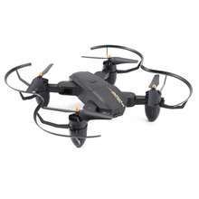 Pocket Mini RC Quadcopter with 0.3M/720P Wifi HD Camera FPV Foldable Drone Live Video Altitude Hold Headless Mode