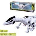 На Складе детских электрический powered прогулки динозавров модель легкой музыки моделирования головоломки игрушки для подарок на день рождения Детские Игрушки
