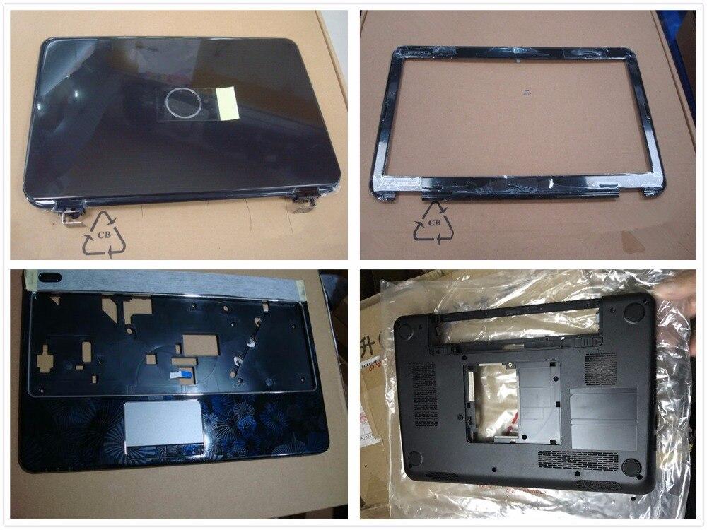 NEW Cover For Dell Inspiron N3010 060UJ 22MYG Top LCD Back/Front Bezel/Bottom Case/ Palmrest Upper/Protector