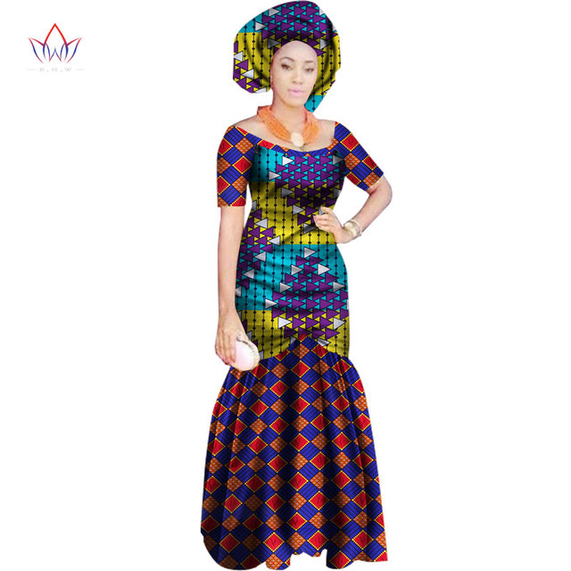 4060ce70ba1 summer Plus Size o-neck dresses women traditional african fashion Clothing  Dashiki Slim Cut Sexy