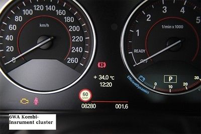 Speed Limit Information SLI Emulator for BMW F-series with NBT(ProfSatNav) head unit