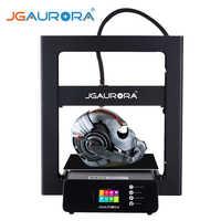 JGAURORA A5S 3D Drucker Verbesserte Power Liefern und Druck mit SD Karte Bauen Größe 305*305*320mm