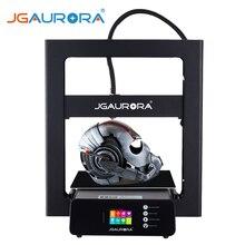 JGAURORA A5S 3D-принтеры Модернизированный с сертификацией UL сертифицированный источник питания и принт с SD карты строить Размеры 305*305*320 мм
