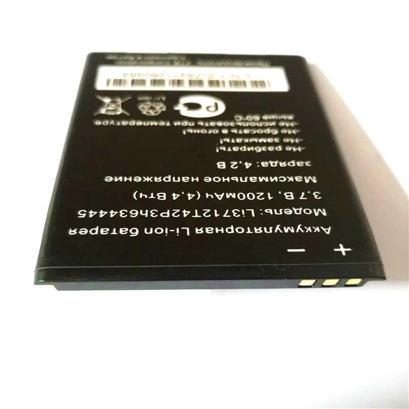 1200mah MTC akıllı başlangıç pil LI3712T42P3H634445 akümülatör telefon stander hediye için
