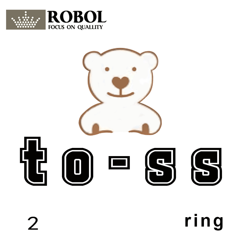 Toss Bear Sterling Silver Copy Jewelry Spanish Bear Version Jewelry Womens Fashion Ring with Original Logo Wholesale 812405501Toss Bear Sterling Silver Copy Jewelry Spanish Bear Version Jewelry Womens Fashion Ring with Original Logo Wholesale 812405501