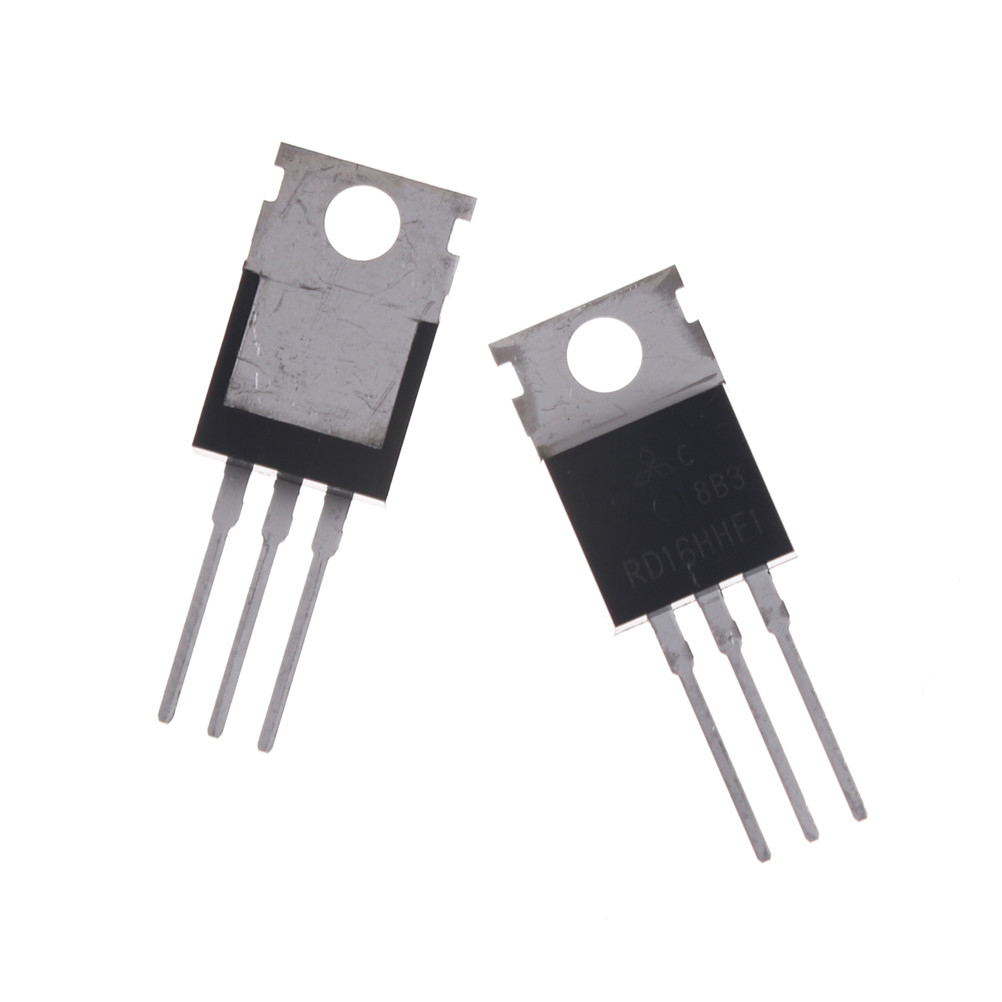 10PCS RD16HHF1 TO-220 POWER MOSFET ORIGINAL MITSUBISHI