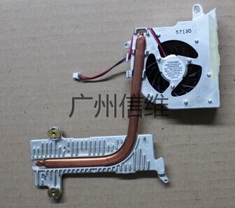 ФОТО Free shipping New Laptop Cooling Fan with heatsink for SONY vgn-S48 S46 S55 S56 Series 178730111
