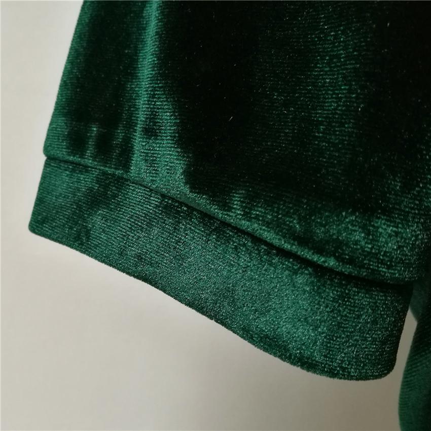 HTB1KLCaSXXXXXb7XVXXq6xXFXXXb - Summer Tops Short Sleeve Cotton Velvet T Shirt Women