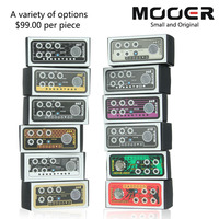 Mooer Micro Preamp effect pedal High quality dual channel Speaker cabinet simulation