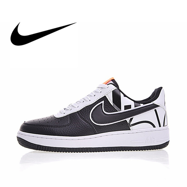 Original Authentic Nike Air Force 1 '07 LV8 Men's Skateboarding Shoes Sport Outdoor Sneakers Designer Athletic Durable 823511
