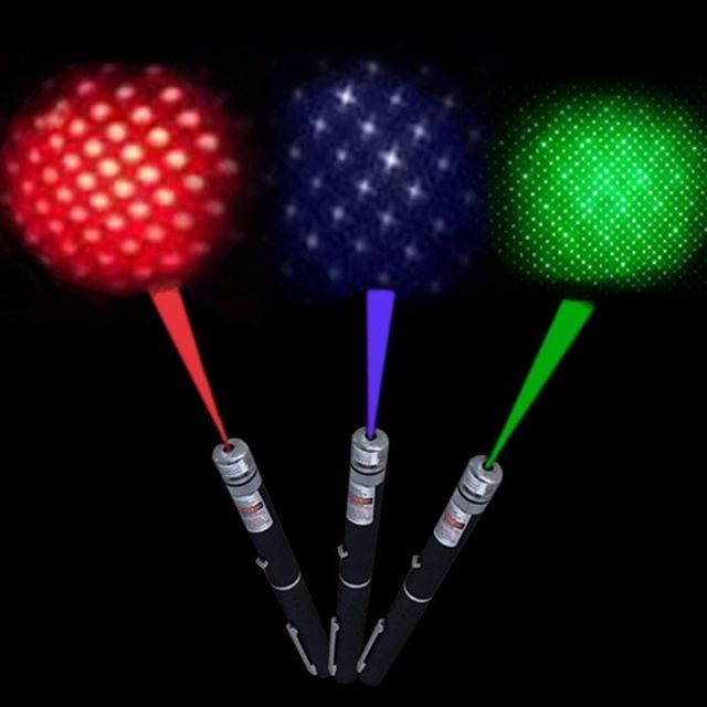 גבוהה כוח לייזר מצביע עט 2in1 Puntero לייזר 5 mw עוצמה Caneta לייזר ירוק/אדום/כחול סגול לייזר ורדה עם כוכב כובע