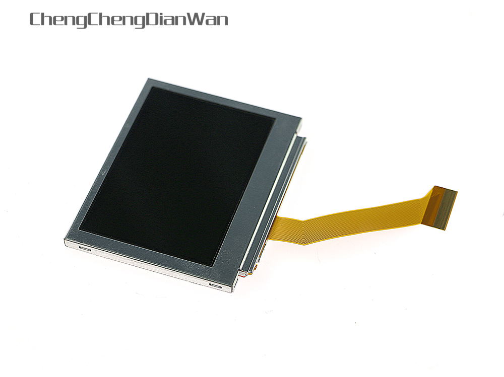 ChengChengDianWan Hightlight <font><b>LCD</b></font> screen <font><b>AGS</b></font>-<font><b>101</b></font> BRIGHTER backlit screen for GBA SP Original new High quality image