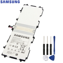 Original Samsung Tablet Battery For Galaxy Tab 10.1 S2 10.1 N8020 GTN8013 P7510 P7500 P5110 P5100 N8000 N8010 P5113 SP3676B1A