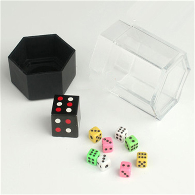 Magic Trick Toys Big Explode Explosion Dice Close Up Magic Trick Joke Prank Toy Children Toys Kids Gift