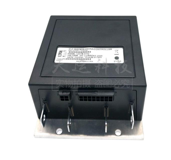 2018 Upgraded for 1207 or 1207A CURTIS <font><b>1207B</b></font>-5101 24V 300A DC Motor Controller image