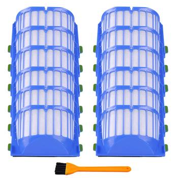 Replacement Parts Aero Vac Filters for iRobot Roomba 500 600 Series 550 595 614 620 630 650 655 660 665 671 675 680 690 Vacuum цена 2017