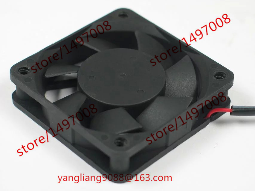 Free Shipping FD2460-A1011C DC 24V 0.12A 2-wire 2-pin connector 60mm  60x60x15mm Server Square Cooling Fan free shipping for panaflo fba06t24h dc 24v 0 11a 3 wire 3 pin connector 60mm 60x60x15mm server square cooling fan