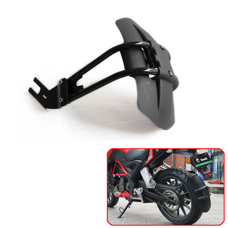 Motorcycle Accessories Rear Fender Bracket Motorbike Mudguard For Honda CB300F CB500X CB400F CB400X CB500F pacewalker motorcycle accessories rear fender bracket motorbike mudguard for honda nc700 nc750x nc750d cb1300 cb400