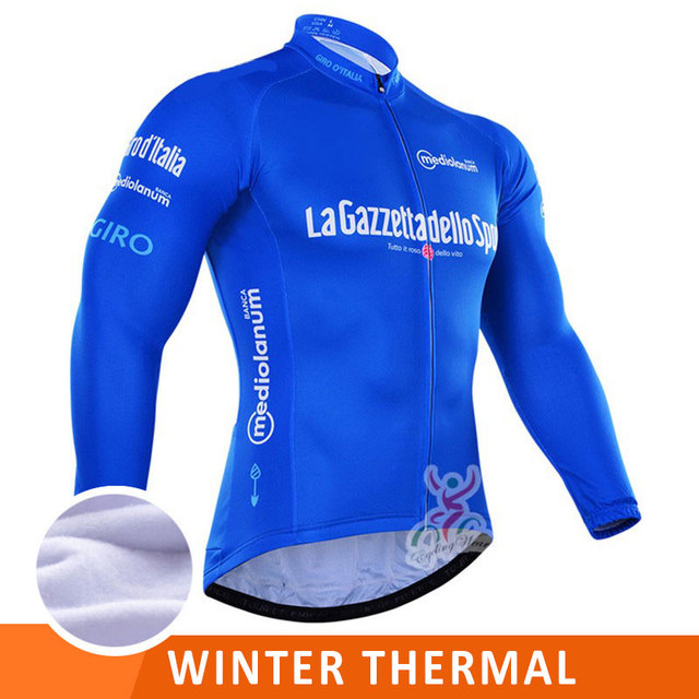 men pro team cycling clothing winter cycling jersey thermal fleece long  sleeve mountain bike jersey only bicycle clothing f67529eb9
