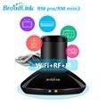 Broadlink rm rm3 pro mini 3 feijão preto smart home automation wifi universal interruptor remoto wi-fi/infravermelho/rf controlador temporizador domotica
