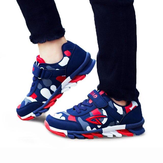 31678839b14 Kids jongens schoenen, Sneakers voor jongens en meisjes, 4-14 Jaar jongens  schoenen