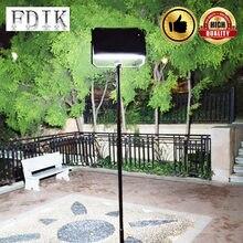Светодиодный прожектор IP66, уличный водонепроницаемый, 50 Вт, 12 85 в