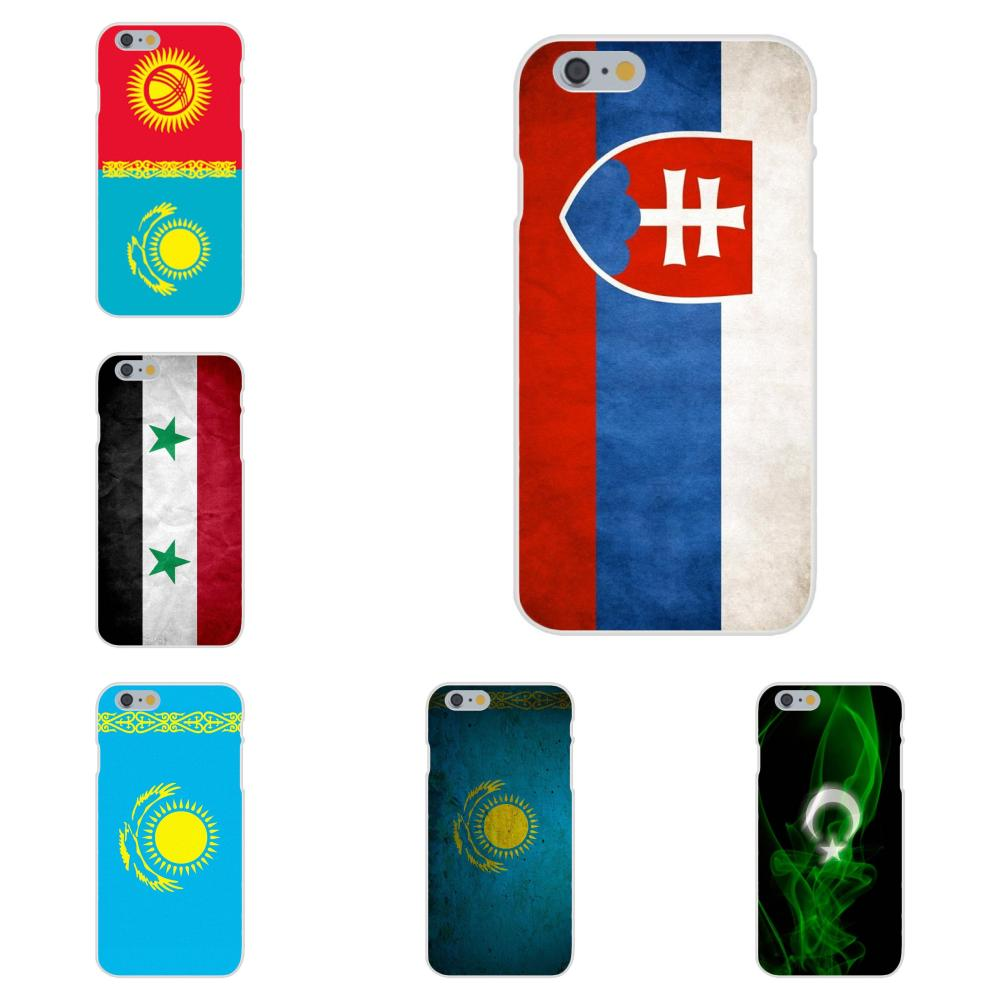 <font><b>Kazakhstan</b></font> Flag Other Country Flags Soft TPU Mobile For Huawei Honor Mate 7 7A 8 9 10 20 V8 V9 V10 G Lite Play Mini Pro P Smart image