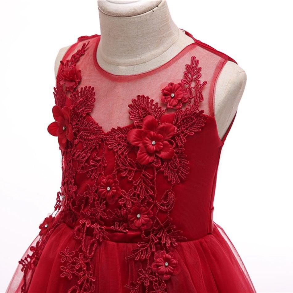Girl Princess Dress (4)