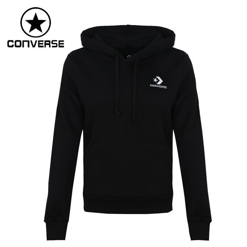 Original New Arrival  Converse Womens Hooded Pullover SportswearOriginal New Arrival  Converse Womens Hooded Pullover Sportswear