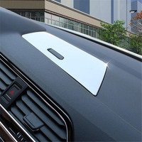 For 2017 2018 Tiguan car sticker front control panel sticker