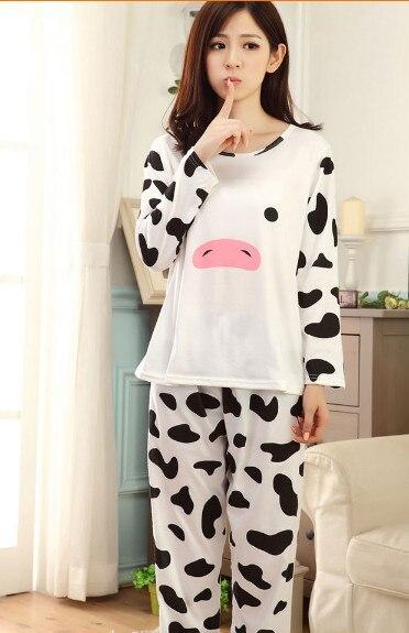 100 Cotton Pajamas Women Promotion-Shop for Promotional 100 Cotton ...