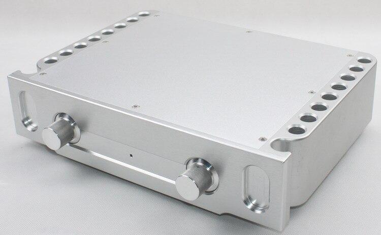 Neue aluminium amp chassis/home-audio-verstärker fall (größe 270*360*86 MM)