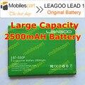 Leagoo Lead 1 BT-550P 100% Original 2500 mAh de La Batería de Reserva del Li-ion Batería para Leagoo Plomo 1i Smartphone Envío Gratis