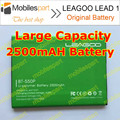 Leagoo Lead 1 Battery BT-550P 100% Original 2500mAh Li-ion Backup Battery for Leagoo Lead 1i Smartphone Free Shipping