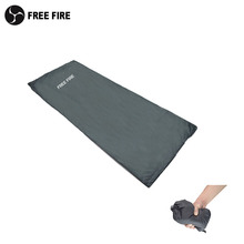 FREE FIRE Sleeping Bag Liner, Ultralight Rectangular 210x80cm Envelope Liner 0.2kg