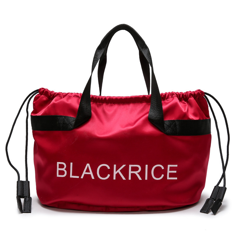 2018 Women's Nylon Sports Gym Bag Training Sport Bags For Women Fitness Bag Durable Multifunctional Men's Outdoor Handbags